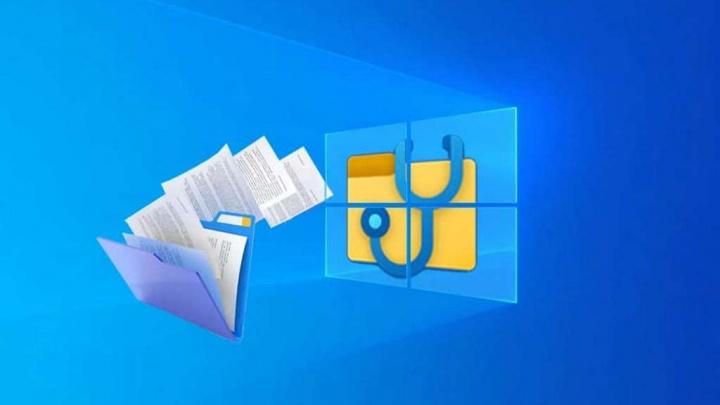 Windows 10 recuperar ficheiros eliminados Microsoft