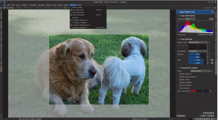 digiKam 7.0: Ferramenta para fotos com o poder do Open Source