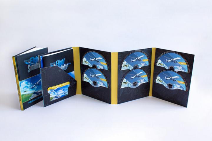 Flight Simulator 2020: um dos jogos mais esperados disponível em 10 DVDs