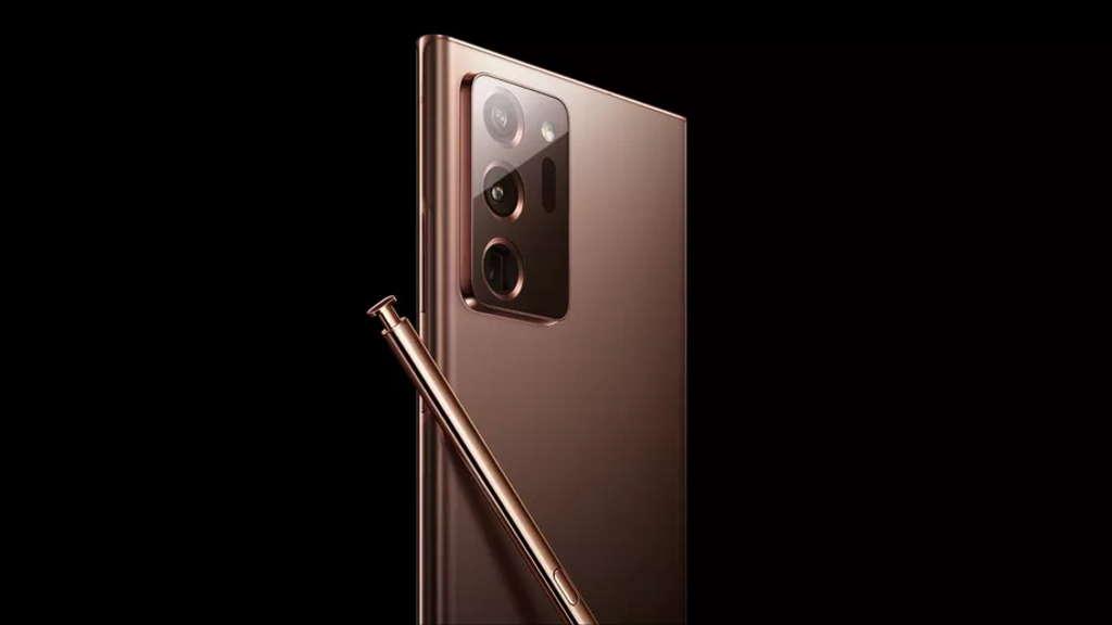 Samsung Unpacked Note 20 novidades apresentação
