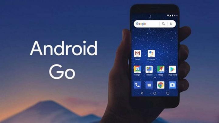 Android Go Google RAM smartphones