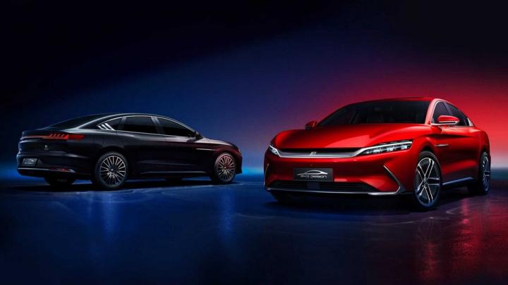HiCar: Huawei e BYD apresentam o primeiro carro com sistema baseado em HarmonyOS