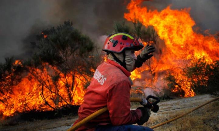 Há 30 concelhos em risco de incêndio! Veja no mapa quais são