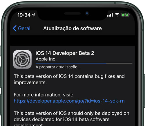 Apple launches iOS 14 beta 2: what's new?