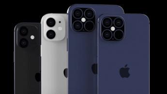Imagem conjunto câmaras iPhone 12
