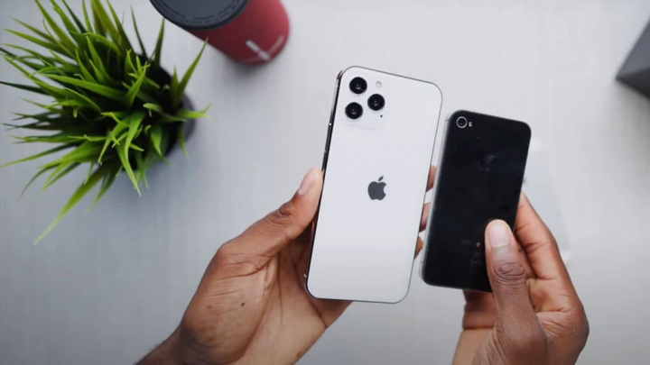 iPhone 12, iPhone 12 Pro and iPhone 12 Pro Max… will they look like this?