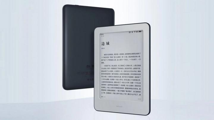 Xiaomi prepara-se para lançar versão global do leitor de eBooks ao estilo do Kindle