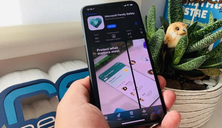 Microsoft Family Safety agora disponível para iOS e Android