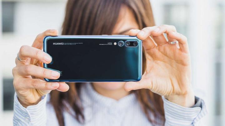 modo beleza Android câmaras smartphones fotografias