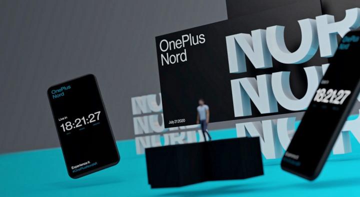 OnePlus Nord será lançado a 21 de julho num evento em Realidade Aumentada