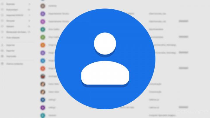Google Contactos Reciclagem recuperar apagados