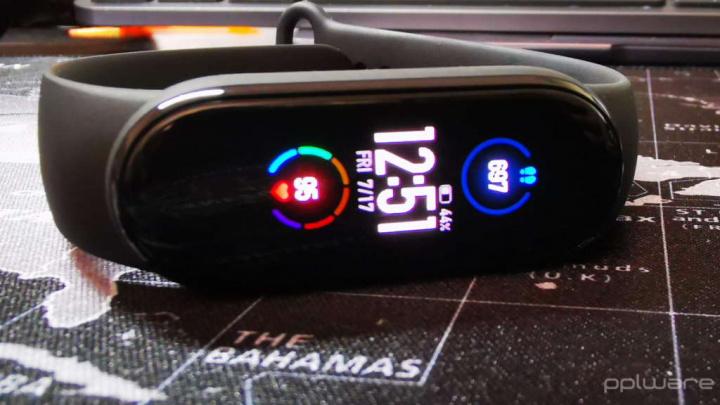 Xiaomi Mi Band 5 smartband novidades