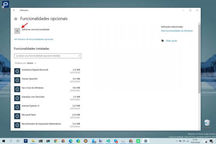 Notepad Windows 10 instalar Microsoft