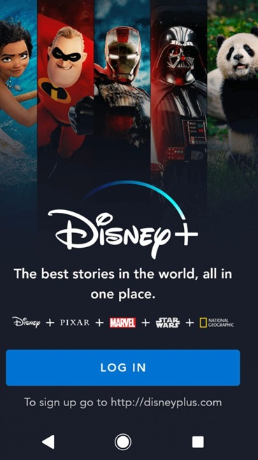 How to access Disney + in Portugal