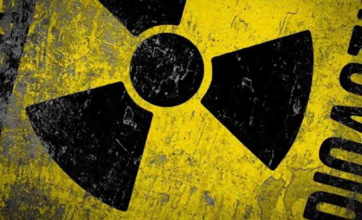 Ilustração RADNET que mostra nível de radioatividade na sua zona