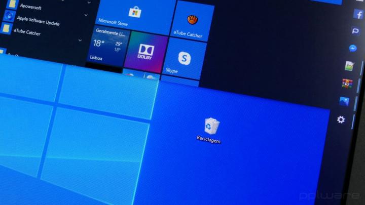 Dica: Como apagar ficheiros no Windows 10 sem estes passarem pela Reciclagem