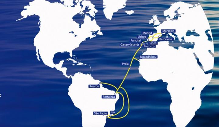 Portugal com deteção ambiental e sísmica por cabos submarinos