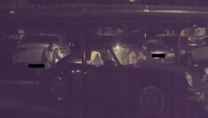 Tesla Model 3 capta roubo de um Porsche com o seu sistema Sentinela