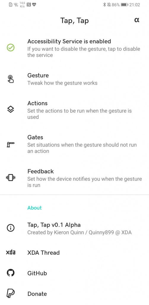 Android toques traseira iOS MIUI smartphone