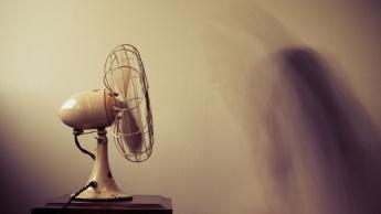 ventoinha - calor - imagem: Ava Sol