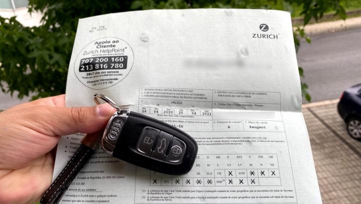 Adeus carta verde do seguro automóvel! Agora é branca...