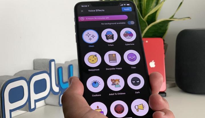 Imagem da app Voicemod Clips que chega ao Android e iOS
