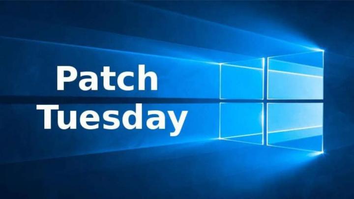 Microsoft Windows Patch Tuesday segurança correções