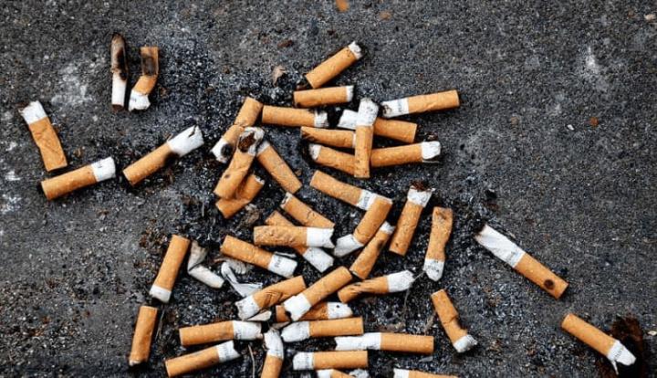 Agora é que vai ser! Atirar beatas de cigarro para o chão dá coima até 250€