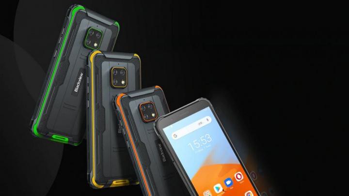 Blackview BV4900 - um smartphone robusto por menos de 80 €