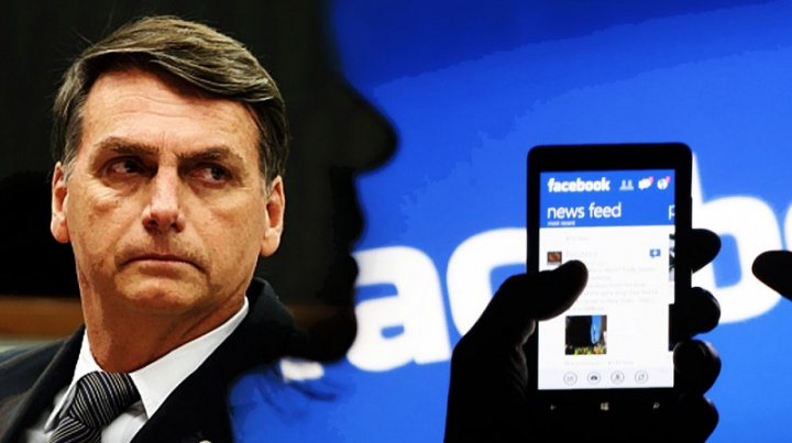 Facebook e Bolsonaro