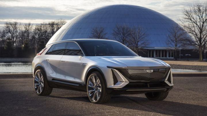 Cadillac Lyriq - os pormenores do primeiro carro elétrico da marca