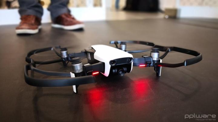 DJI EUA banida Huawei drones