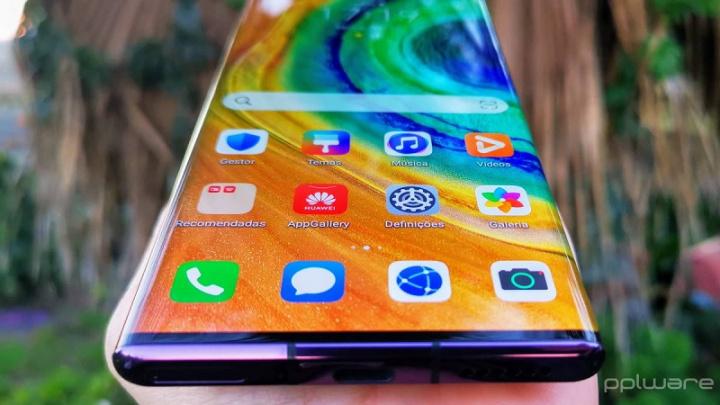 Huawei ligar desligar smartphone solução