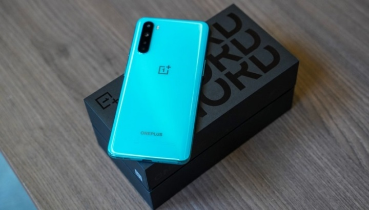 OnePlus Nord Android 11 OxygenOS 11 versão