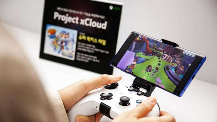 Microsoft Apple Project xCloud iPhone smartphones