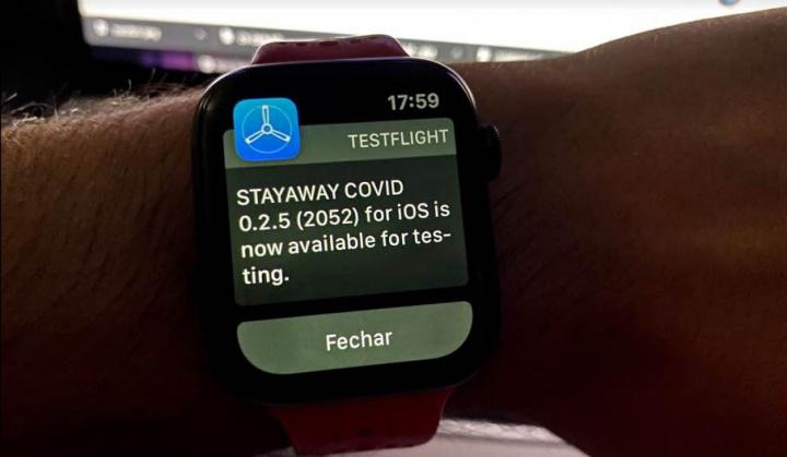STAYAWAY COVID: Veja como é a app portuguesa de rastreio à COVID-19