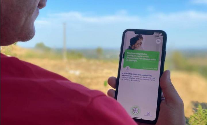 App portuguesa STAYAWAY COVID: De que ter medo?
