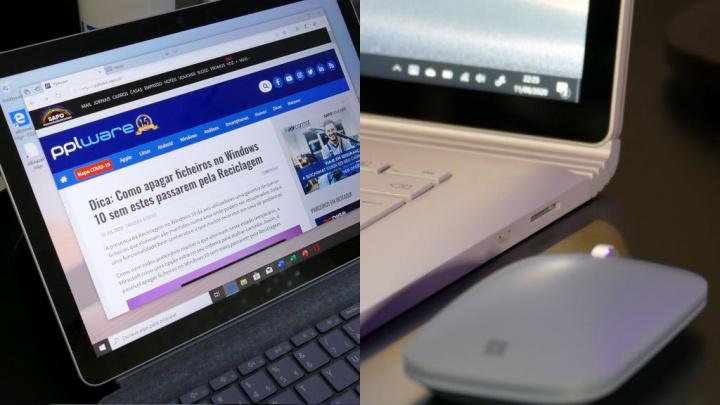 Microsoft Surface Go 2 e Surface Book 3 - duas opções, dois públicos distintos