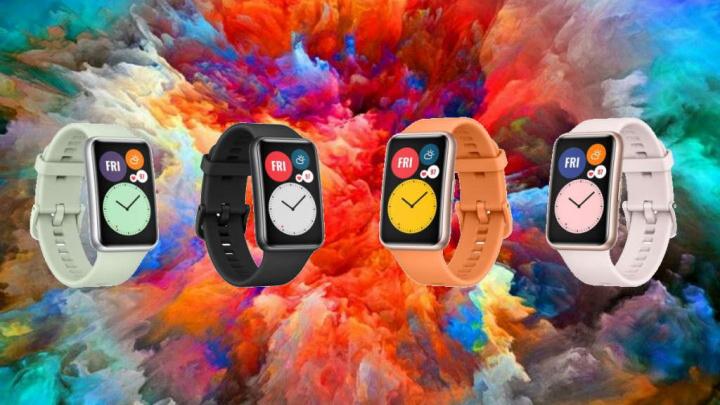 Watch Fit Huawei smartwatch mercado