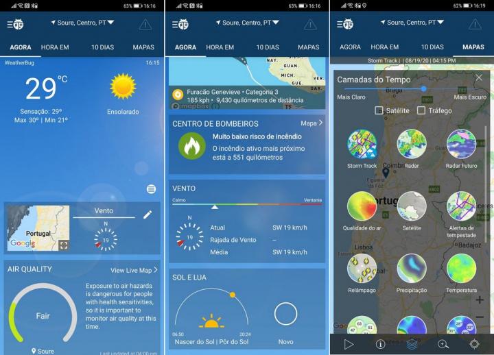 WeatherBug Weather