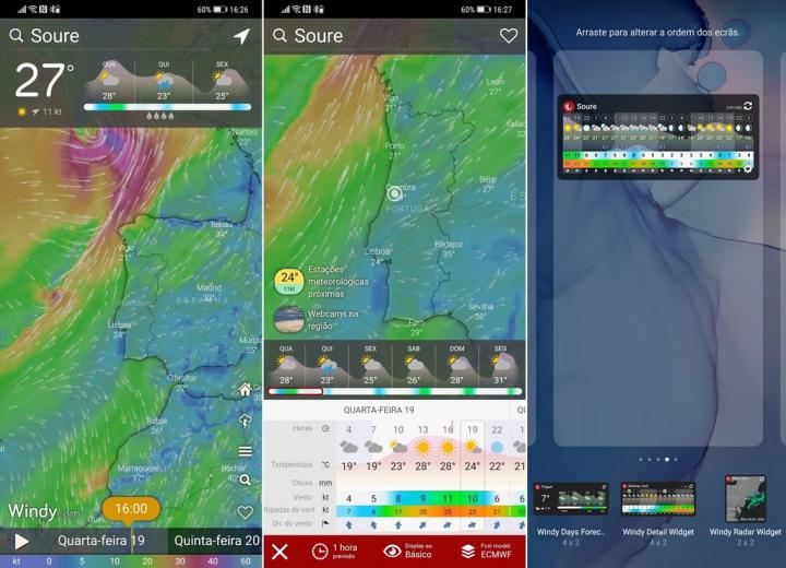 Windy.com - Radar and weather