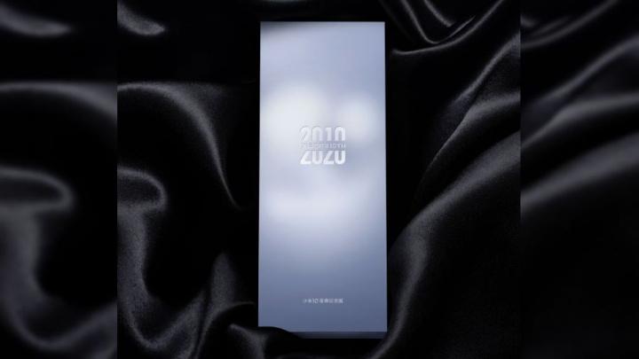 Xiaomi Mi 10 Ultra será vendido com caixa antibacteriana