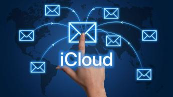 Ilustração email iClou com alias