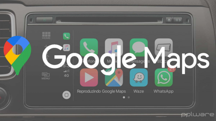 Google Maps iPhone Apple Watch CarPlay