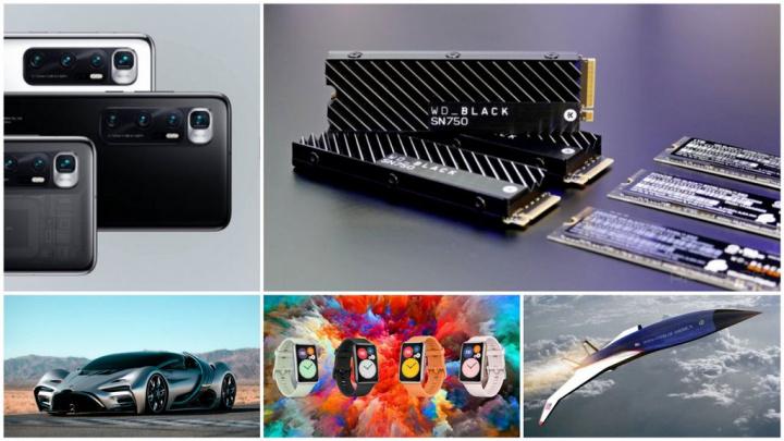 E os destaques tecnológicos da semana que passou foram... - WD Black, Huawei, Xiaomi, Surface