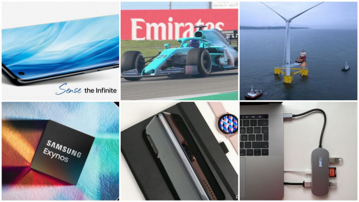 E os destaques tecnológicos da semana que passou foram... - Xiaomi, OPPO, Moto, Galaxy