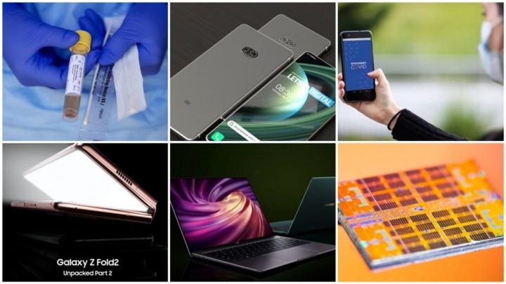 E os destaques tecnológicos da semana que passou foram... - coronavírus, xiaomi, 6G, Android