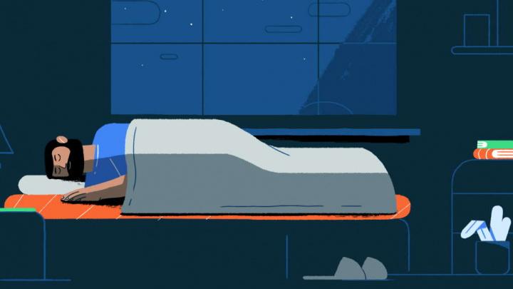 Android dormir smartphone Relógio descanso
