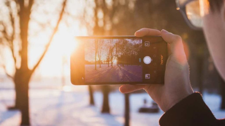 Entenda o funcionamento de um ecrã de smartphone