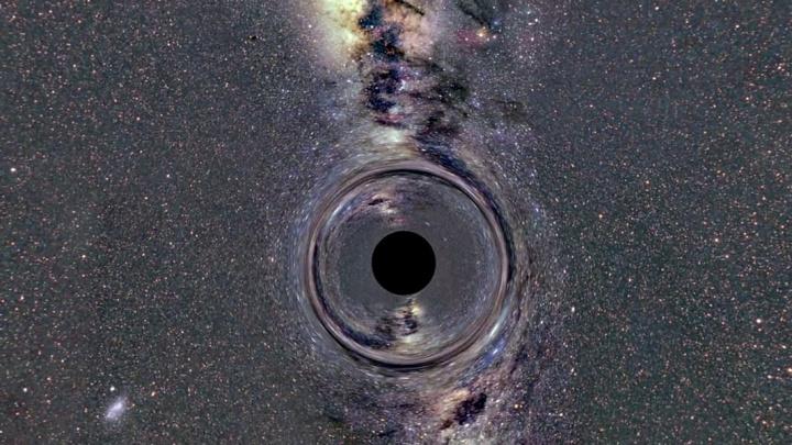 Ilustração do fim do universo, segundo Matt Caplan